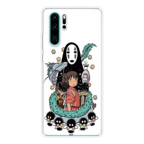 Funda Estuche Personalizado Chihiro iPhone Samsung Huawei (Entrega Inmediata)