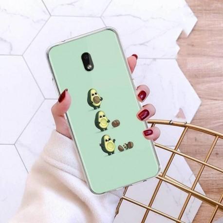 Funda Personalizado Avocado - Aguacate Phone Samsung Huawei (Entrega Inmediata)