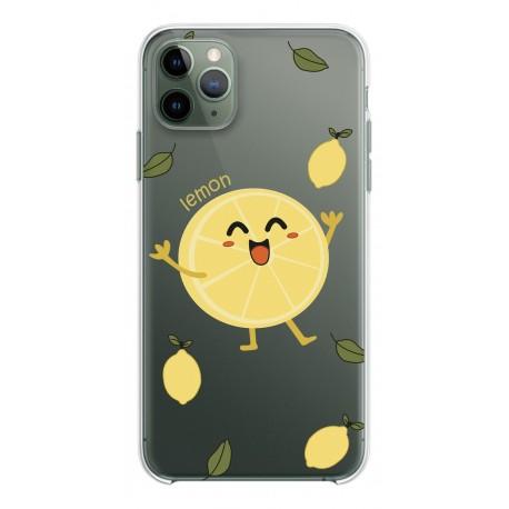 Funda Estuche Personalizado Lemon Phone Samsung Huawei (Entrega Inmediata)