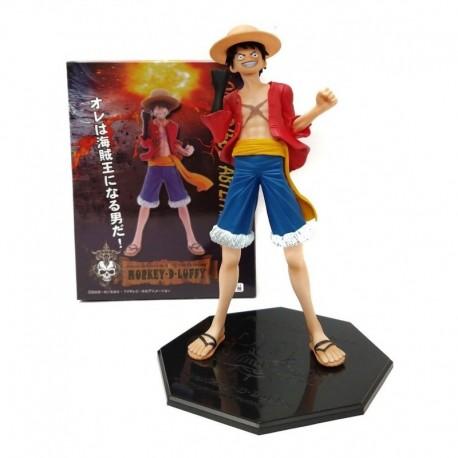 One Piece Abiliators Monkey D Luffy Figura En Caja (Entrega Inmediata)