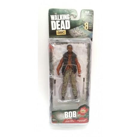 The Walking Dead Serie 8 Bob Figura Mcfarlane (Entrega Inmediata)