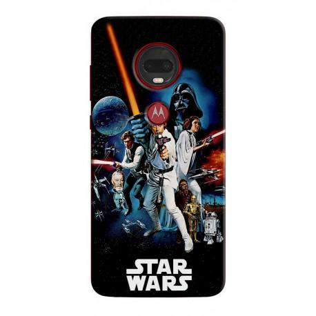 Estuche Personalizado Star Wars 90s iPhone Samsung Huawei (Entrega Inmediata)