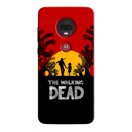 Funda Personalizado The Walking Dead iPhone Samsung Huawei (Entrega Inmediata)