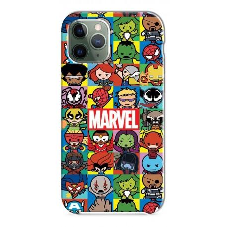 Funda Personalizado Super Hero Marvel iPhone Samsung Huawei (Entrega Inmediata)