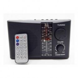 Radio Clasico Finca Rural Abuelito Usb Control 4 Bandas (Entrega Inmediata)