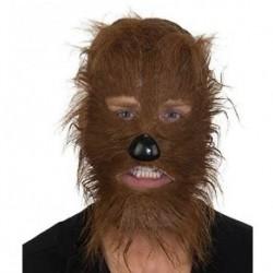 Barba Mico Lobo Halloween Disfraz Mp807 (Entrega Inmediata)
