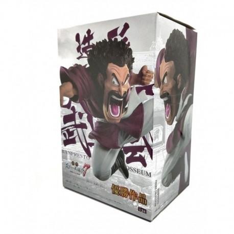 Dragon Ball Z Big Scultures Mr Satan Figura En Caja (Entrega Inmediata)