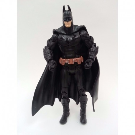 Dc Universe The Dark Knight Legacy Batman Figura En Bolsa (Entrega Inmediata)