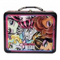 Monster High Lonchera Retro Tin Box Co (Entrega Inmediata)