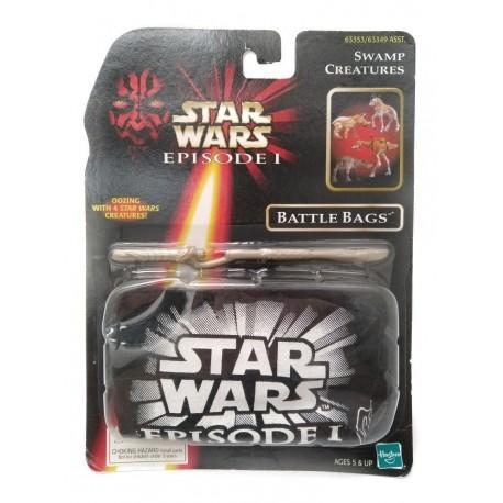 Star Wars Episode I Sea Creatures Battle Bags Hasbro (Entrega Inmediata)