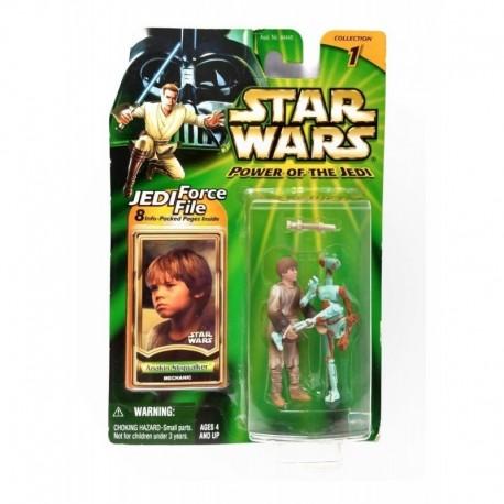 Star Wars Power Of The Jedi Anakin Skywalker Figura Hasbro (Entrega Inmediata)