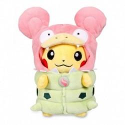 Peluche Pikachu Disfrazado Slowbro  Pokemon
