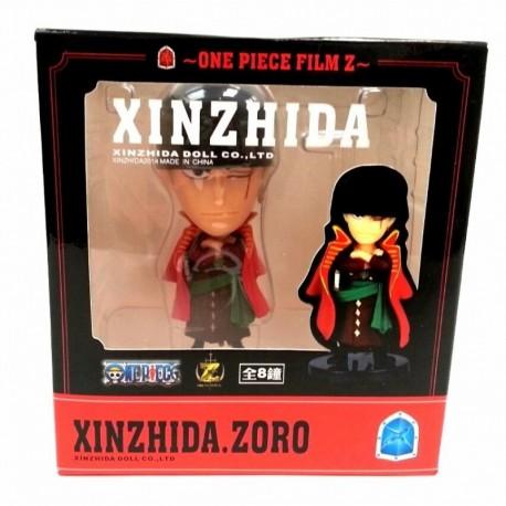 One Piece Roronoa Zoro Figura Xinzhida (Entrega Inmediata)