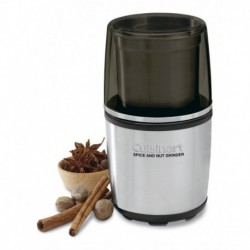 Molinillo Eléctrico Especias Nueces Cuisinart Sg-10 Acero (Entrega Inmediata)