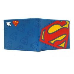 Dc Comics Superman Billetera En Goma De Caucho (Entrega Inmediata)