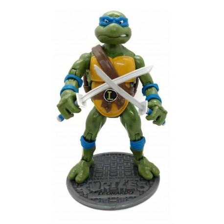 Tmnt Tortugas Ninja Leonardo Figura En Bolsa (Entrega Inmediata)