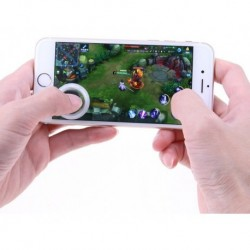 Mini Joystick Movil Pantalla Tactil Uni/rsal Android Iphon (Entrega Inmediata)