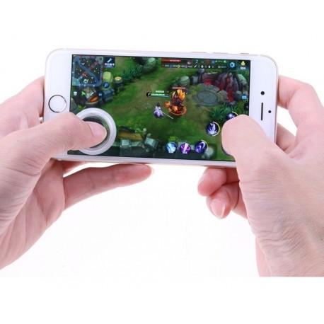 Mini Joystick Movil Pantalla Tactil Uni/rsal Android Iphon (Entrega Inmediata)