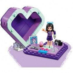 Juguete Construcción Lego Friends 41355 Caja Corazón Emma (Entrega Inmediata)