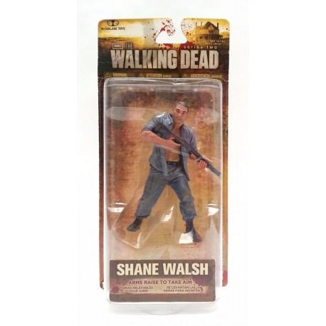 The Walking Dead Serie 2 Shane Walsh Figura Mcfarlane (Entrega Inmediata)