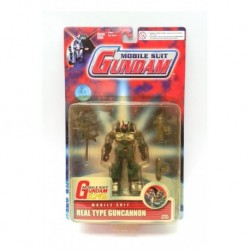 Mobile Suit Gundam Real Type Guncannon Figura Bandai (Entrega Inmediata)