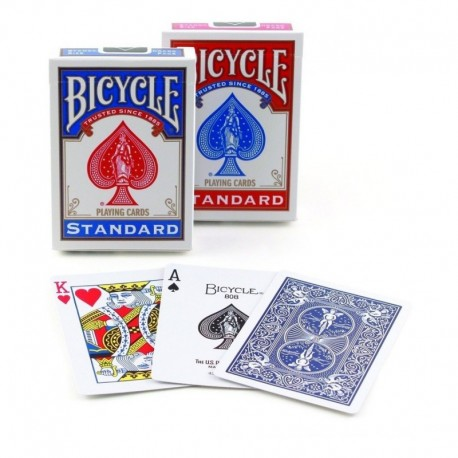 Cartas Bicycle Standard Cardistry Magia Baraja Poker Envioya (Entrega Inmediata)
