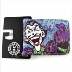 Billetera Guason Dc Comics The Joker (Entrega Inmediata)