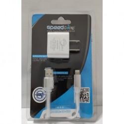 Cargador Carga Rápida Para Celular Htc Cable Tipo C (83c) (Entrega Inmediata)