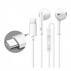 Audífonos Auriculares Para Huawei - Tipo C (Entrega Inmediata)