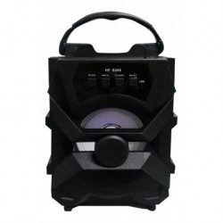 Paralnte Speaker Portable Bluetooth Hf-s286 (Entrega Inmediata)