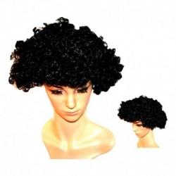 Peluca Crespa Tipo Afro (Entrega Inmediata)