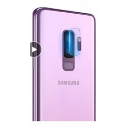 Protector Vidrio Cubre Lente Camara Samsung S9 Plus (Entrega Inmediata)