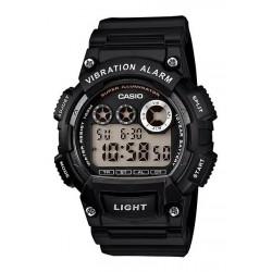 Reloj Casio W-735h Vibración Resiste Agua 100m Garantizado (Entrega Inmediata)