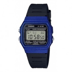 Reloj Casio F-91wm-2a Unisex Deportivo Garantía Originalidad (Entrega Inmediata)