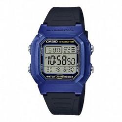 Reloj Casio W800hm 2da Zona Hora Resistente Agua Envío Hoy (Entrega Inmediata)