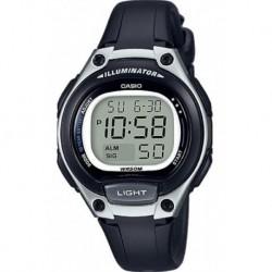Reloj Mujer Casio Lw-200-2bv Pila 10 Años Original Garantia (Entrega Inmediata)