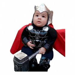 Disfraz Bebe Avengers Superheroes Thor Niño (Entrega Inmediata)