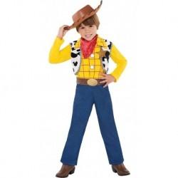 Disfraz Niño Vaquero Woody Toy Story Halloween (Entrega Inmediata)