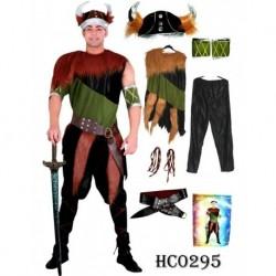 Disfraz Vikingo Hombre Halloween (Entrega Inmediata)