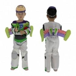 Disfraz Buzz Lightyear Halloween (Entrega Inmediata)
