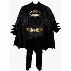 Disfraz Batman Musculos Halloween (Entrega Inmediata)