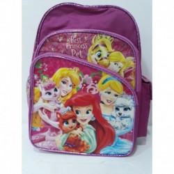 Maleta Morral Escolar Niñas Personajes Princesas (Entrega Inmediata)