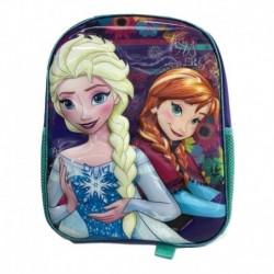 Morral Maleta Escolar Personajes Princesas Frozen (Entrega Inmediata)