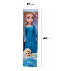 Muñeca Frozen En Caja Con Sonido Juguete Niñas (Entrega Inmediata)