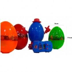 Huevos Superheroes Relojes Juguetes Niño (Entrega Inmediata)