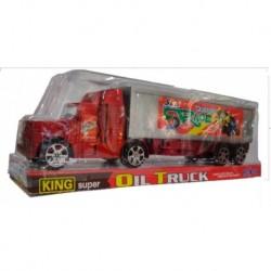 Carro Tractomula Camion Juguetes Niño 30cm X10cm (Entrega Inmediata)