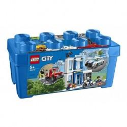 Lego City Caja De Ladrillos: Policía (Entrega Inmediata)