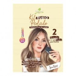 Kit Naissant Rubio Perlado Brochure - Ml (Entrega Inmediata)