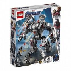 Lego Súper Héroes Súper Héroes Maquina De Batalla (Entrega Inmediata)
