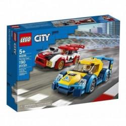 Lego City Autos De Carreras (Entrega Inmediata)